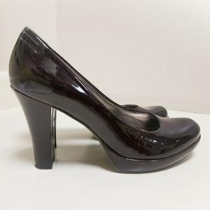 Gianni Beini | Chunky Platform Heels Shoes Size 7